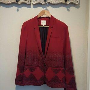 SILENCE+NOISE blazer jacket